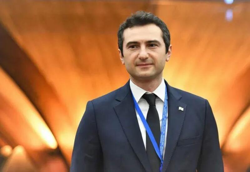 На пост председателя парламента Грузии выдвинут Каха Кучава