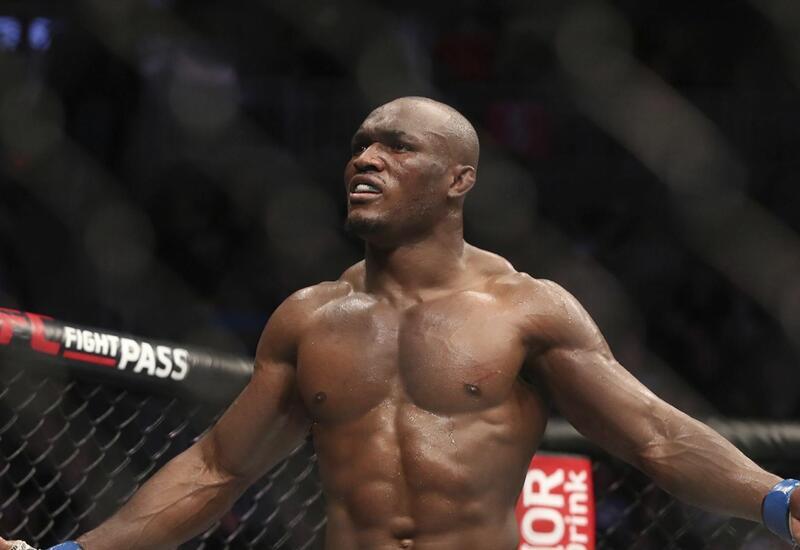 Камару Усман нокаутировал Хорхе Масвидаля и защитил титул UFC