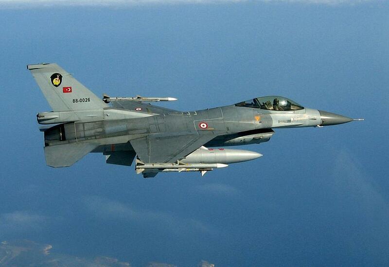 ВВС Турции уничтожили позиции террористов на севере Ирака