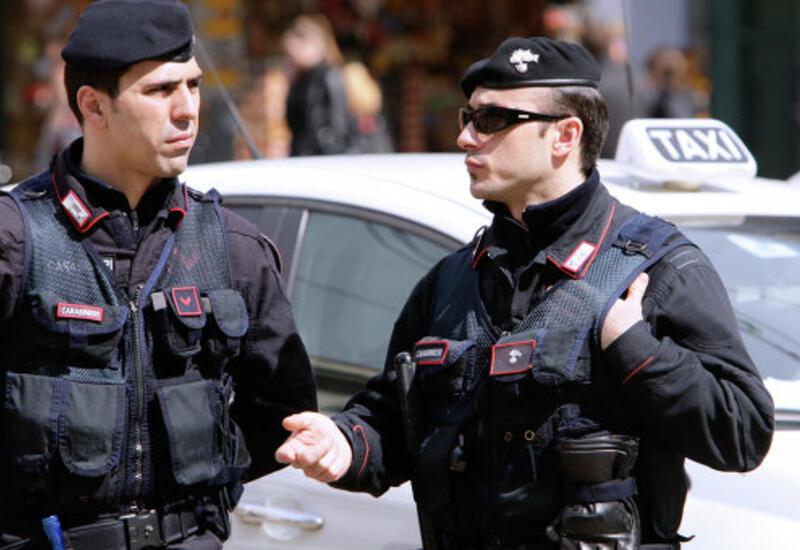 В Италии арестованы губители природы
