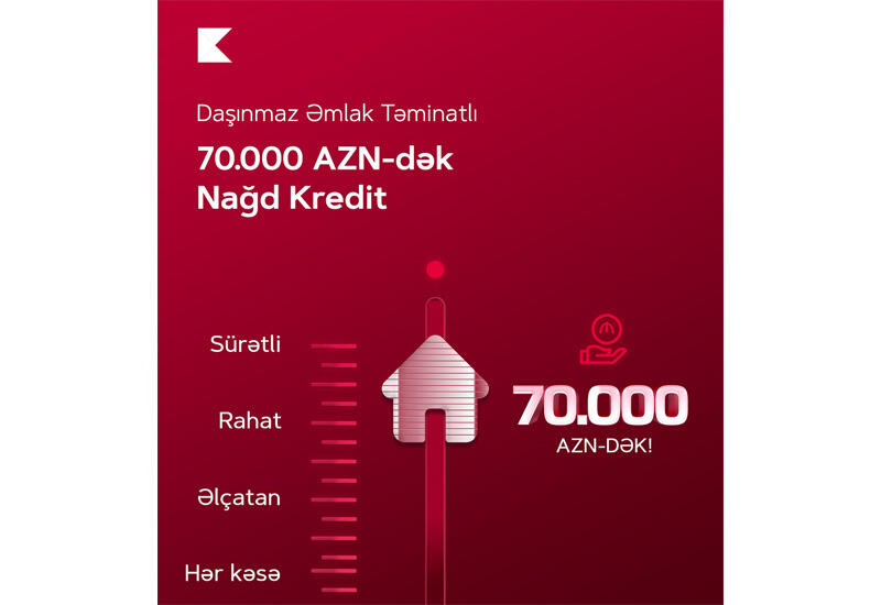 Kapital Bank снизил ставку по кредиту под залог недвижимости