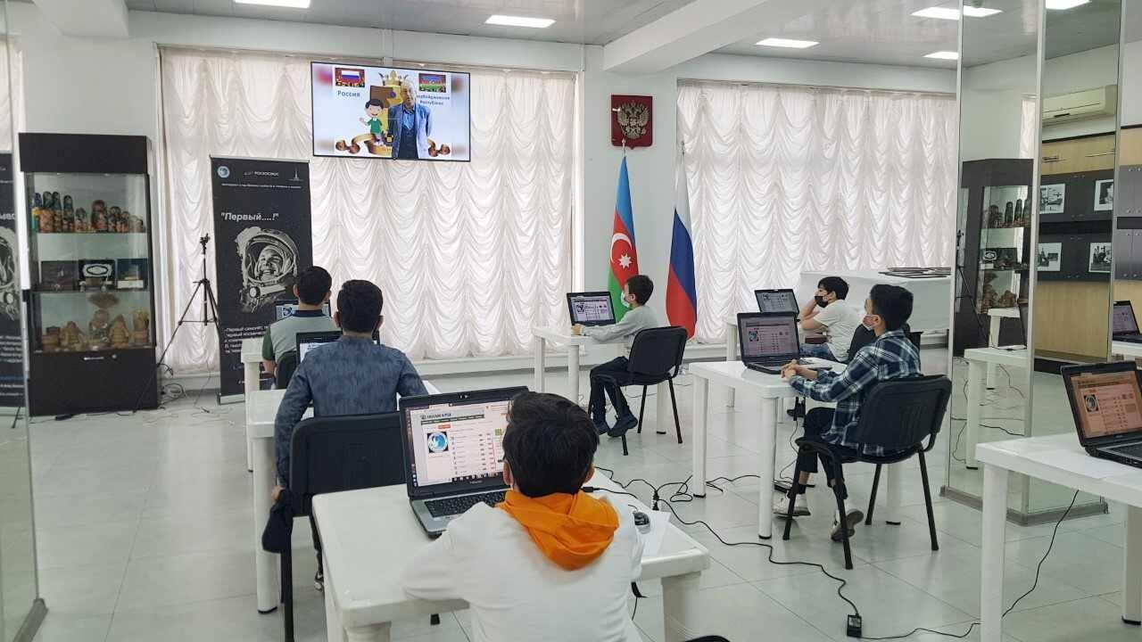 В Баку состоялся шахматный матч дружбы Россия - Азербайджан