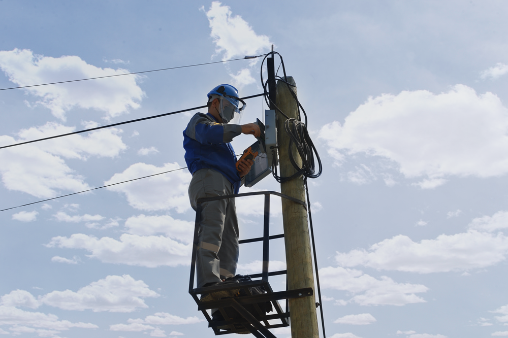 Baktelecom начал оказывать оптические телекоммуникационные услуги в поселке Говсан