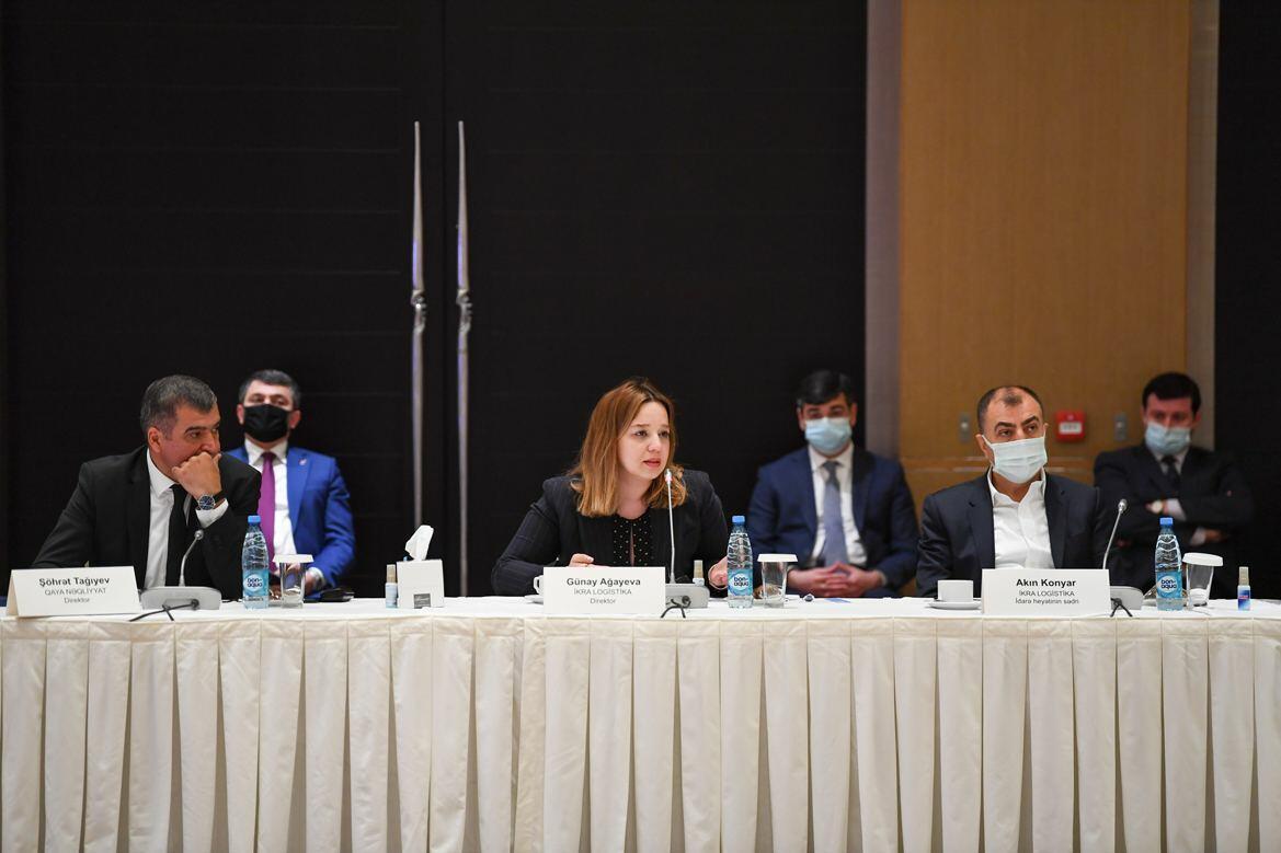 Доля азербайджанских компаний в международных автоперевозках должна быть увеличена