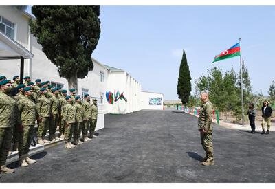 Президент Ильхам Алиев предупредил реваншистские силы в Армении: Если еще раз будет предпринята подобная попытка, то враг будет уничтожен на месте