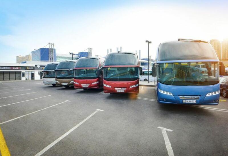 Решение в связи с автобусными маршрутами из Азербайджана в Россию и Турцию