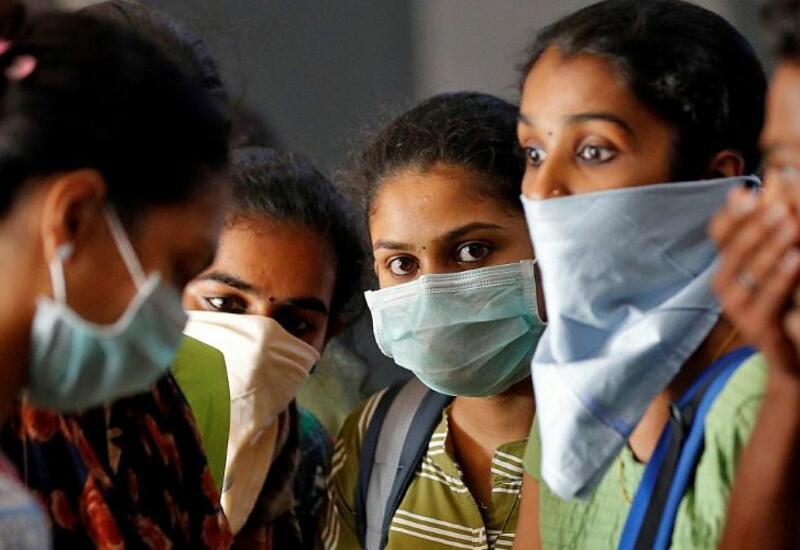 В Индии зафиксировали максимальное число смертей от коронавируса в сутки