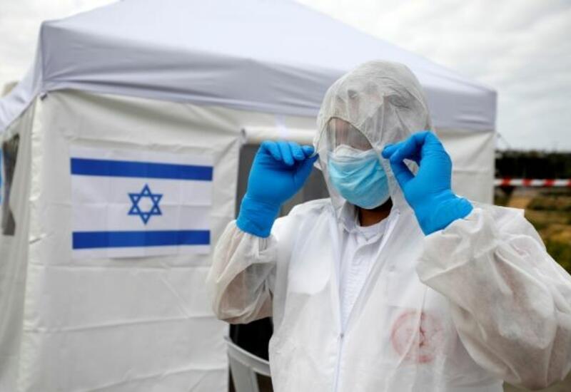 Статистика по коронавирусу в Израиле