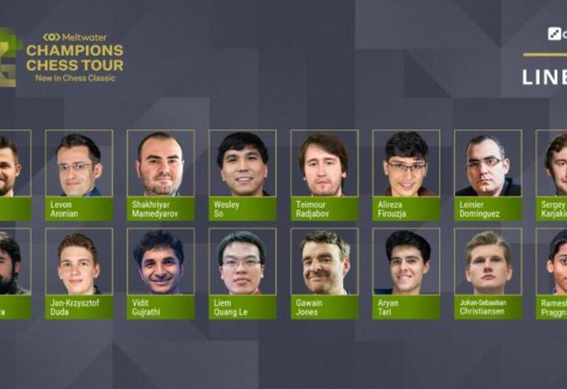 Мамедъяров и Раджабов прошли в 1/4 финала Шахматного тура чемпионов
