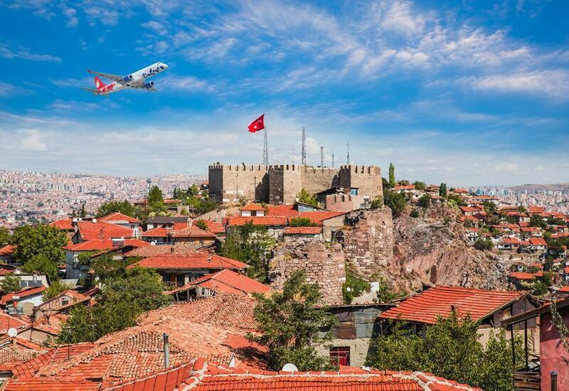 Азербайджанский лоукостер открывает спецрейсы в Анкару