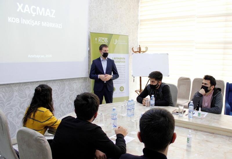 В Азербайджане проводятся тренинги для сотрудников туристических предприятий