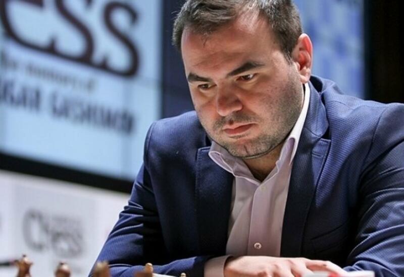 Шахрияр Мамедъяров вышел в полуфинал Champions Tour «New In Chess»