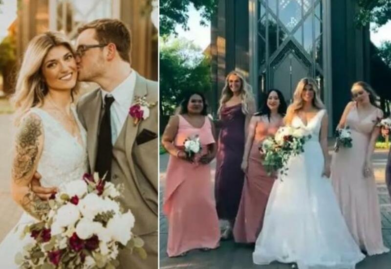 Оставшаяся без подруг невеста пригласила на свадьбу незнакомок