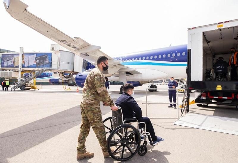 В Турции лечатся 67 раненых азербайджанских военнослужащих