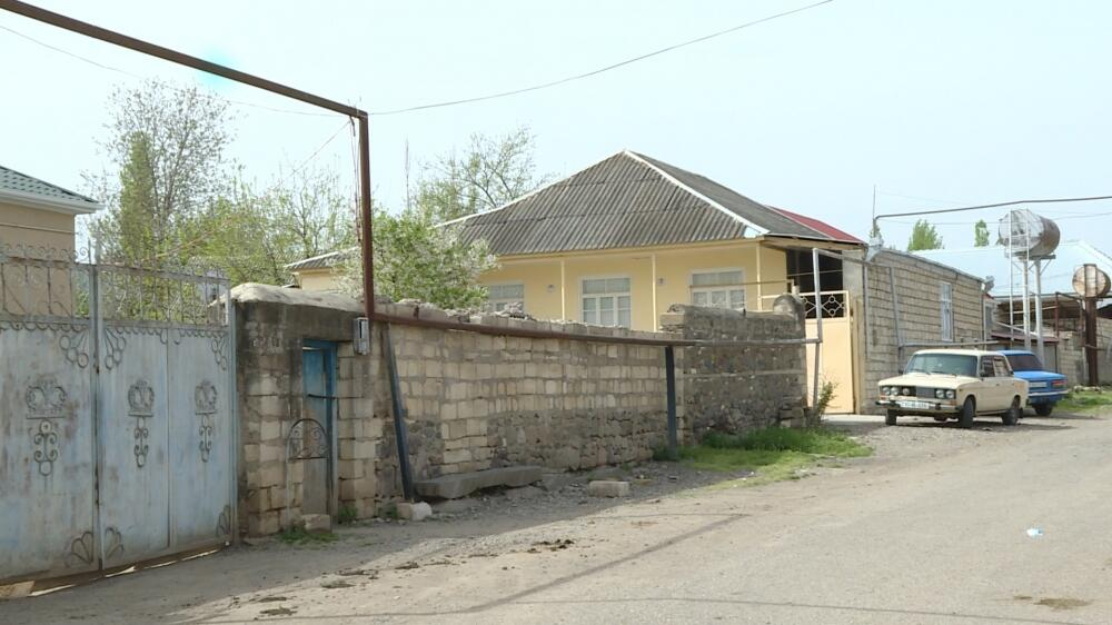 В Товузе восстановлены разрушенные армянами дома