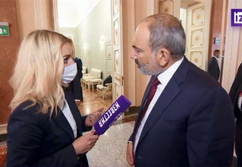 Российский журналист троллит Пашиняна
