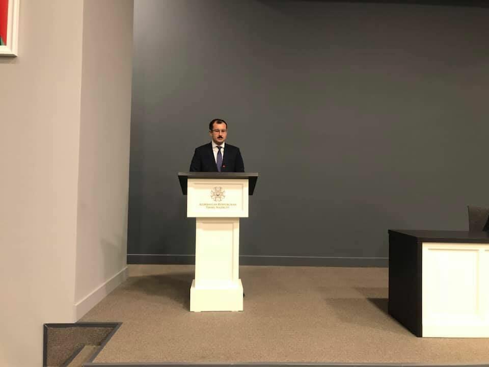 Назначен замминистра образования Азербайджана
