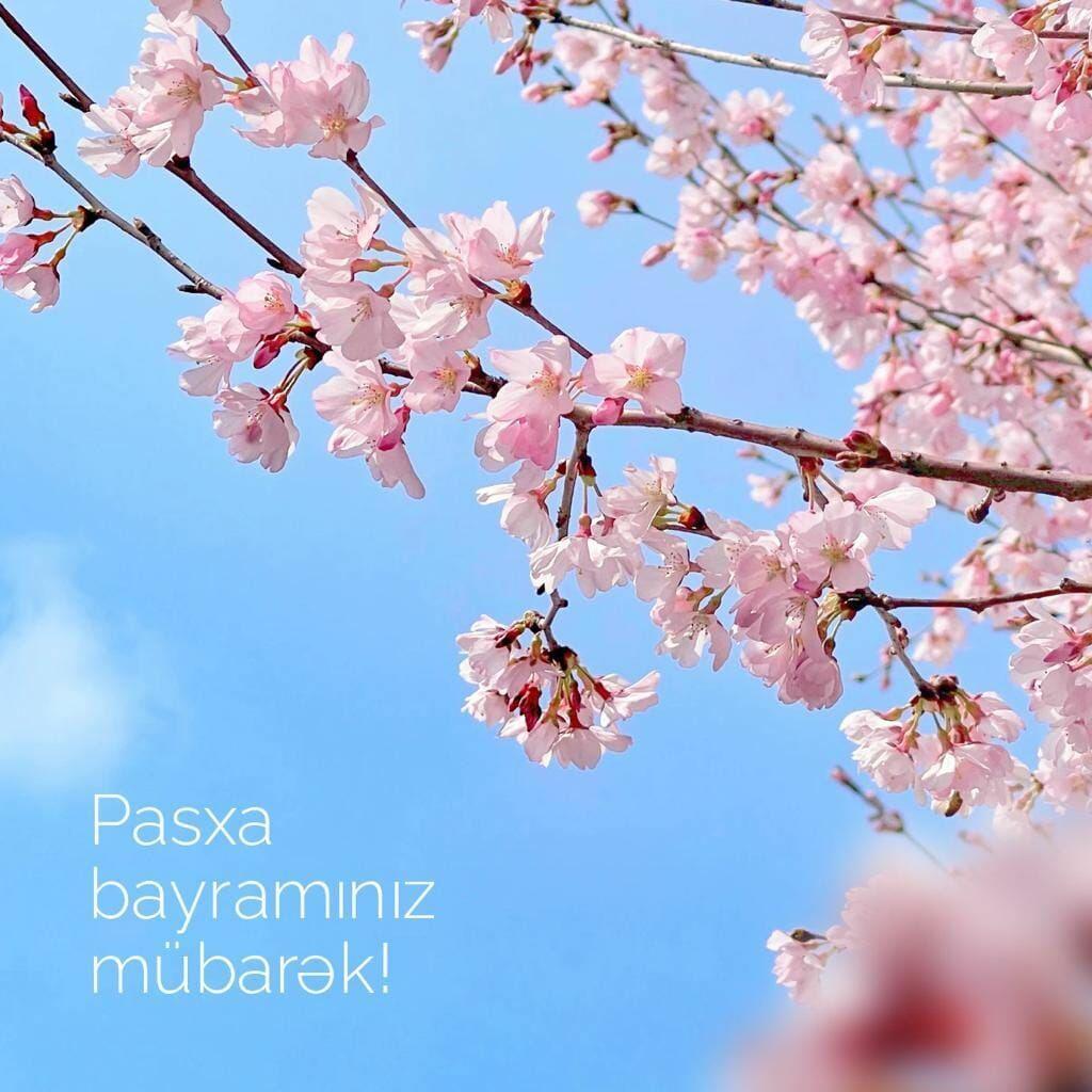 Первый вице-президент Мехрибан Алиева поздравила христианскую общину Азербайджана по случаю праздника Пасхи