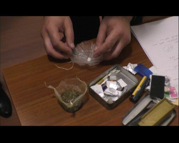 В Балакяне задержаны наркоторговцы