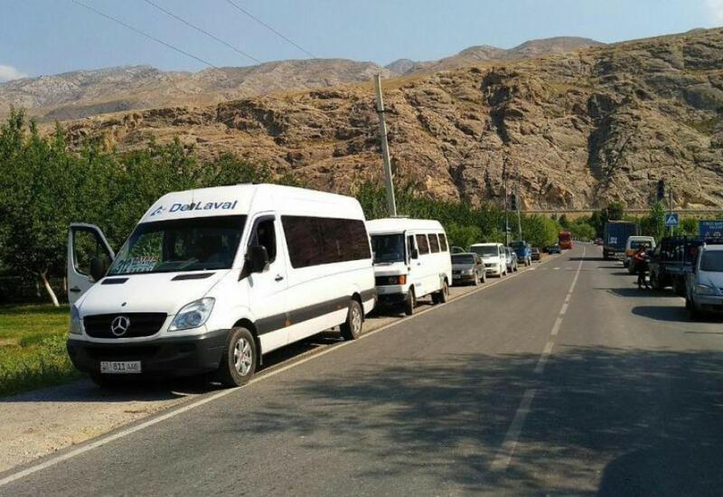 Какова обстановка на кыргызско-таджикской границе