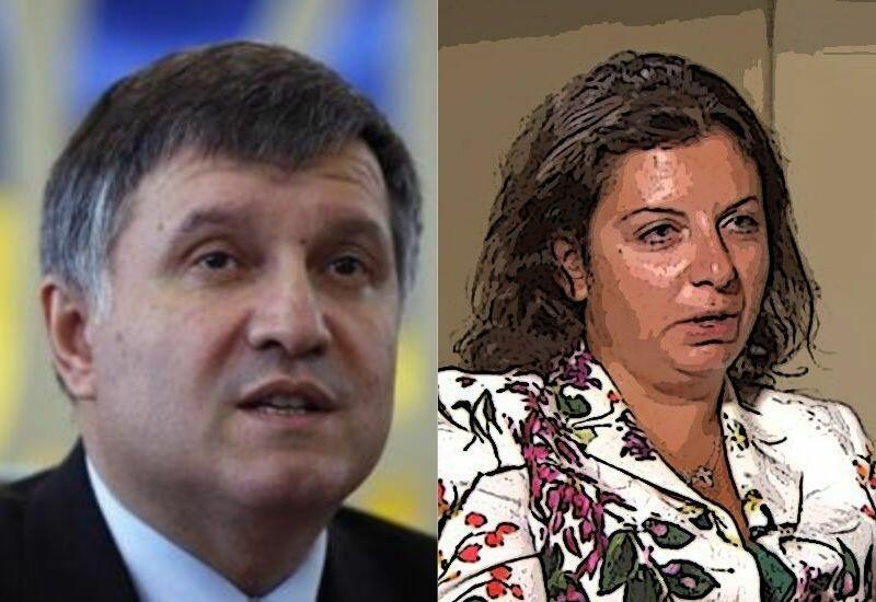 Что объединяет Арсена Авакова и Маргариту Симоньян?