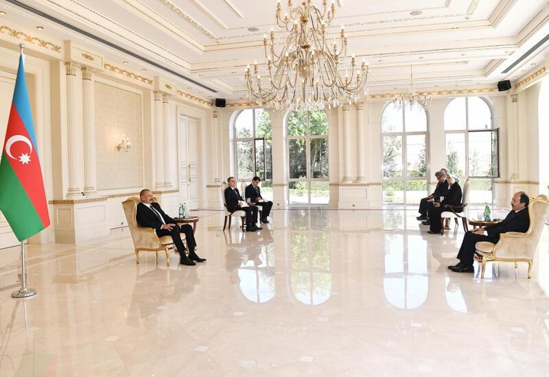 Президент Ильхам Алиев: Турция и Азербайджан расширили свои возможности в регионе, наша роль, влияние возросли и будут расти