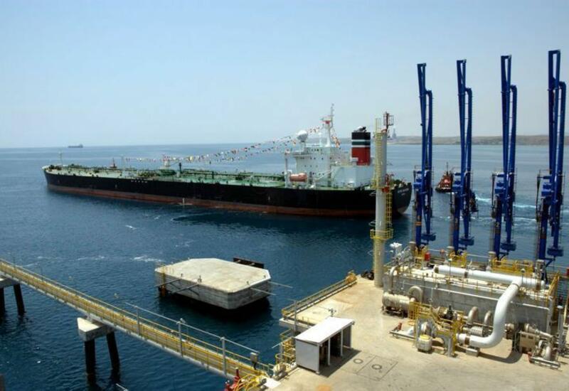 Оглашен объем нефти, отгруженной с терминала Джейхан