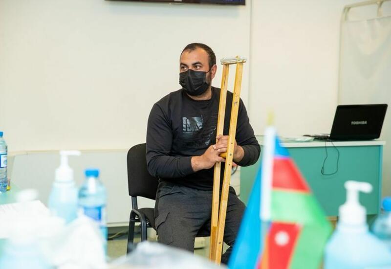 В Азербайджане отменена военная инвалидность 9 человек