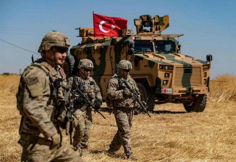 ВС Турции уничтожили двух террористов