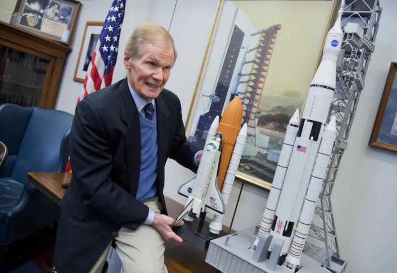 Нового главу NASA привели к присяге