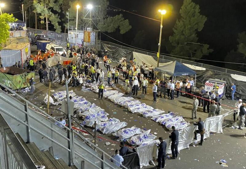 В Израиле начали расследование трагедии на горе Мерон
