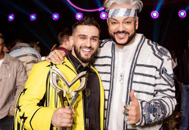 Азербайджанец выиграл шоу «Маска» на НТВ