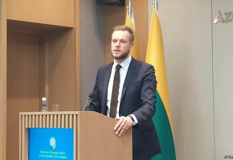 Азербайджан заинтересован в расширении торгово-экономических связей с Литвой