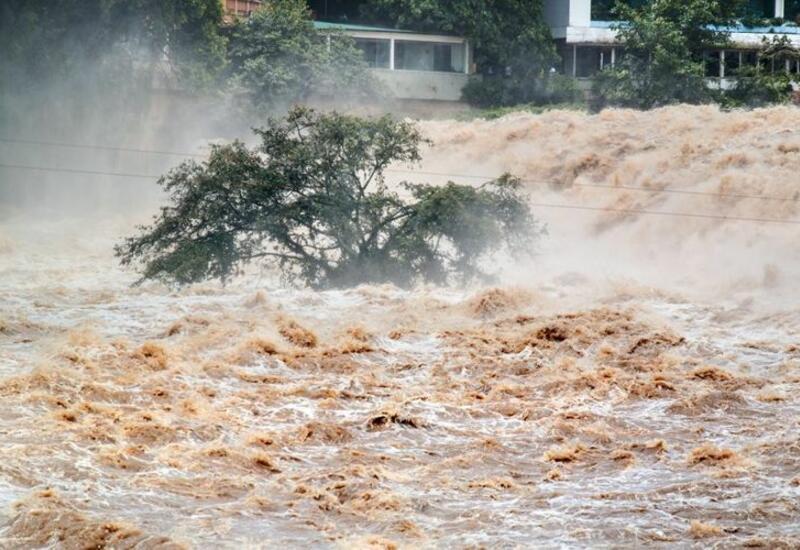 Сильные наводнения в Афганистане