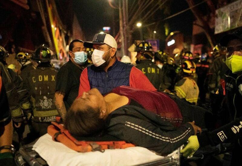 Число госпитализированных после обрушения метромоста достигло 79