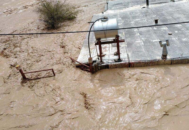 В результате наводнений в Иране погибли 10 человек