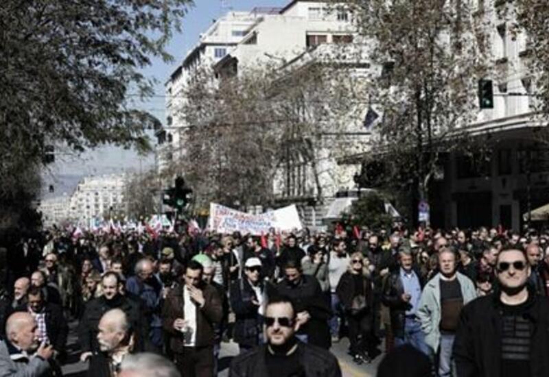 Греческие журналисты объявили 24-часовую забастовку