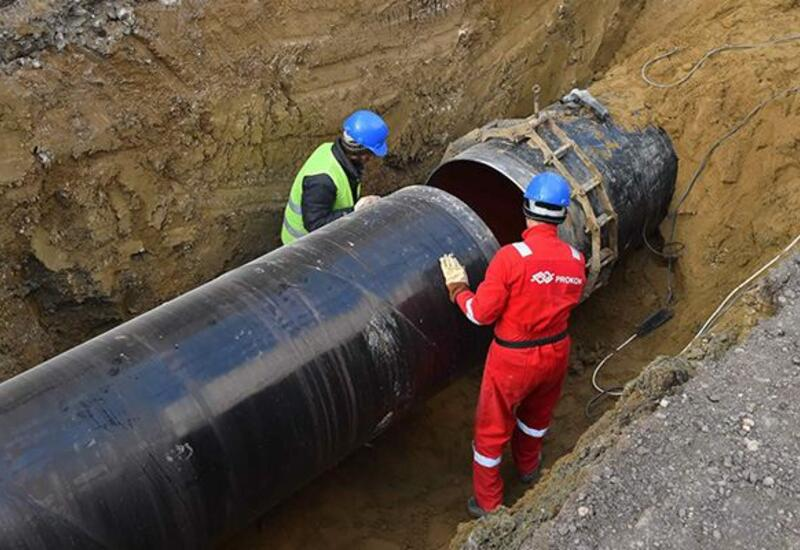 В Шушу будет построен новый магистральный водопровод