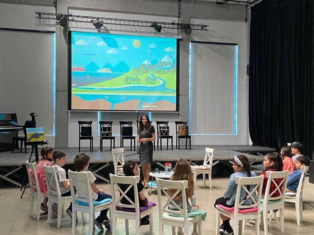"""""""Кура II"""" – познавательные лекции для азербайджанских школьников"""