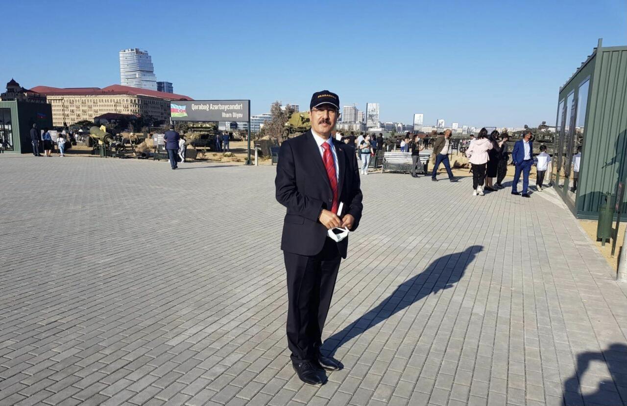 Посол Турции в Азербайджане посетил Парк военных трофеев в Баку