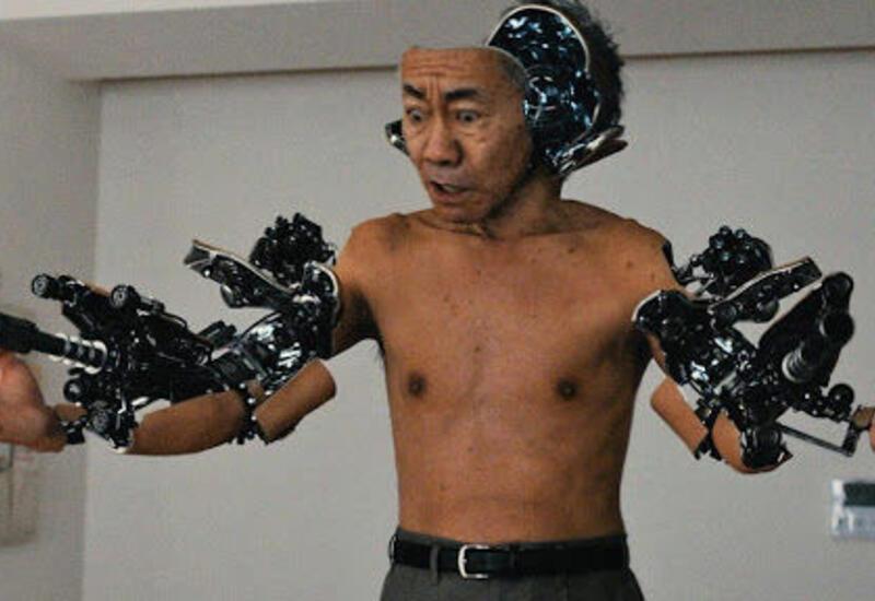 В США хотят разработать киборгов с настоящими мышцами