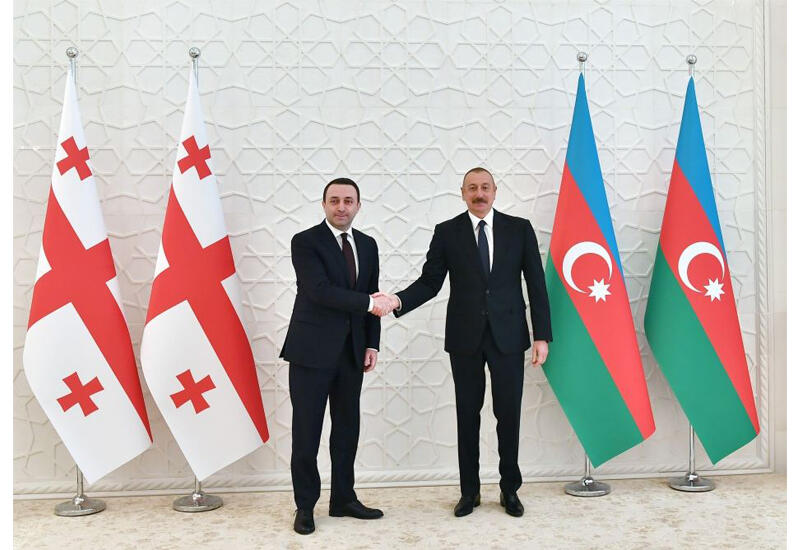 Грузинский и азербайджанский народы очень привязаны друг к другу и взамосвязаны