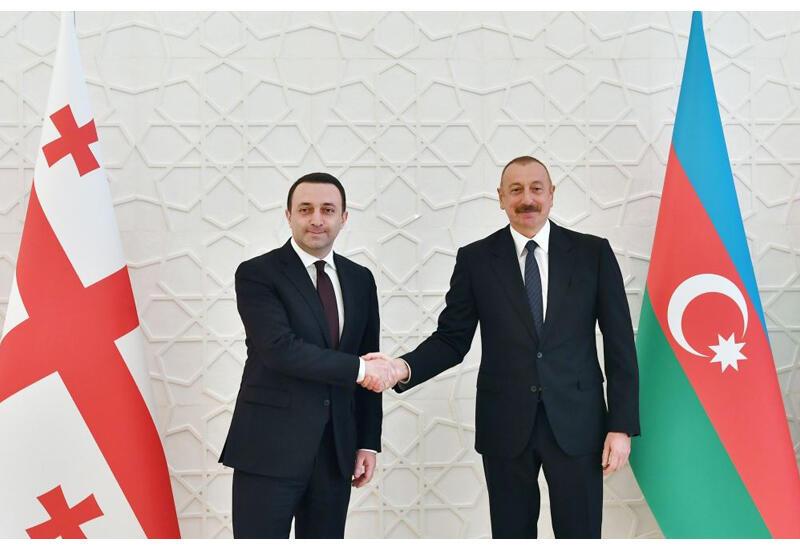 Президент Ильхам Алиев: Азербайджан продолжает оставаться одним из самых крупных инвесторов экономики Грузии