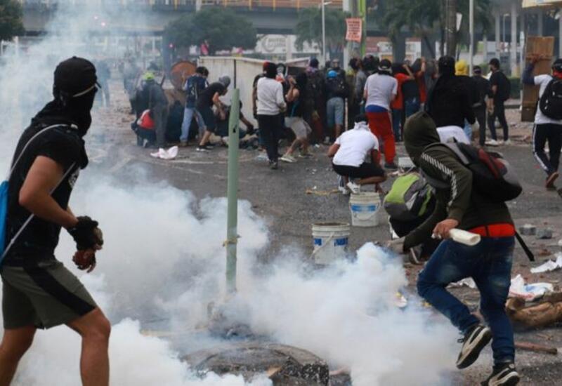 В Колумбии более 80 человек пропали без вести во время протестов