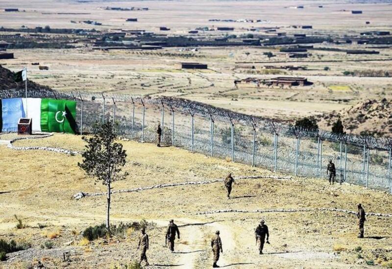 Боестолкновения на границе Афганистана и Пакистана