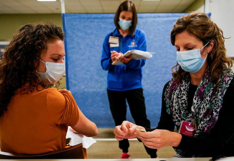 В США от коронавируса привились более 40% жителей старше 18 лет