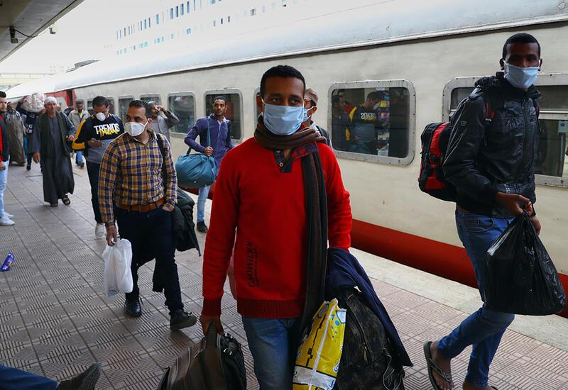 Египет введет ограничения на работу заведений с большим скоплением людей