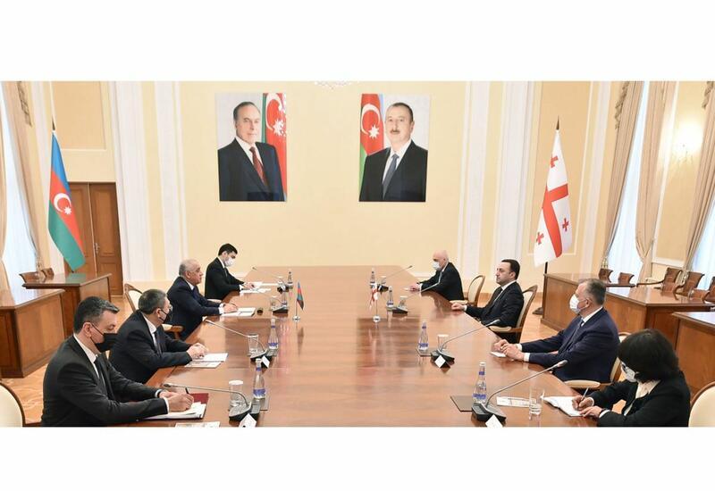 Народы Азербайджана и Грузии на протяжении всей истории жили в условиях дружбы и мира