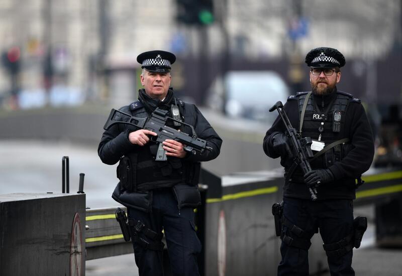 Поножовщина в центре Лондона, есть погибший
