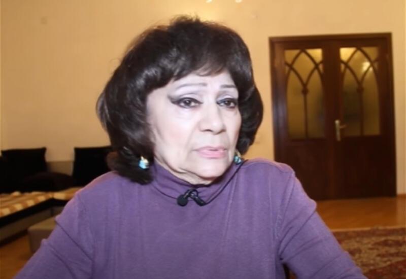 Госпитализирована народная артистка Эльмира Рагимова